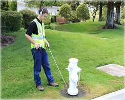 About Acoustic Leak Detection System