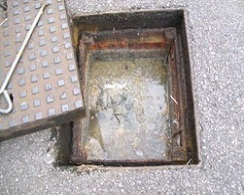 Blocked Drain Inspection